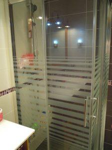 mampara ducha personas mayores