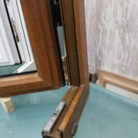 ¿Cómo es el refuerzo en las ventanas de PVC?